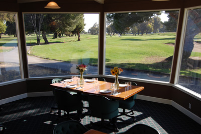 Restaurant at the Golf Club at Moffett Field