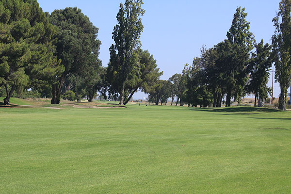 fairway at the Golf Club at Moffett Field